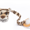 Tiger Pacifier dummy holder